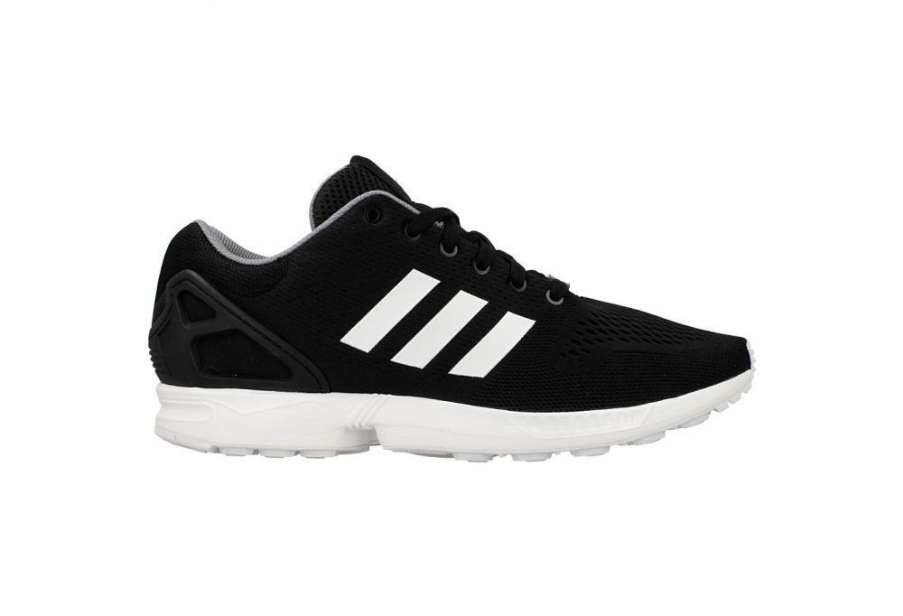 Adidas Adidas Adidas Unisexe Adultes Zx Flux Noir/Blanc Baskets ** NEUF ** db1a73