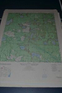 Crystal Lake Florida Map.1940 S Army Topo Map Crystal Lake Florida 3844 I Nw Ebay