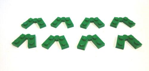 16 X LEGO ® 2429//2430//73983 cerniere 8 COPPIA MERCE NUOVA articolazioni VERDE PIATTO 1x2