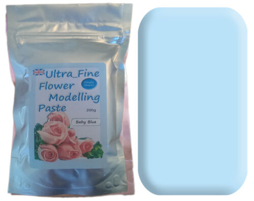 Simplyheaven 200g sucre fleuriste gum paste-sugarcraft florest flower modelling