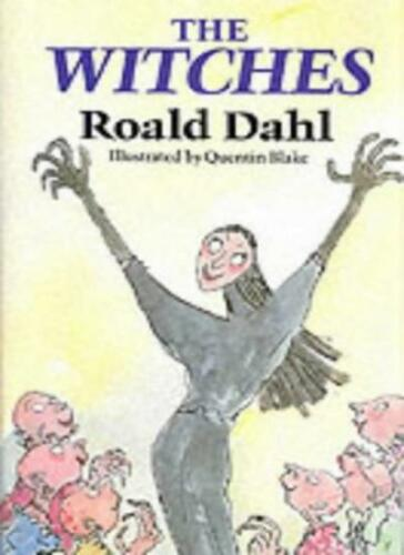 1 of 1 - The Witches,Roald Dahl, Quentin Blake- 9780224021654