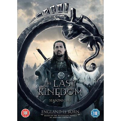 The Last Kingdom: Seasons 1 & 2 (Box Set) [DVD]