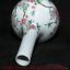 miniature 9 - 16-4-034-Yongzheng-Chinois-Famille-Rose-Porcelaine-Dynastie-Vase-De-Bouteille-Fleur
