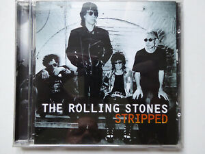 ROLLING-STONES-lt-gt-Stripped-ITALY-lt-gt-VG-CD