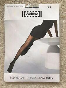 e91ff243f0e Image is loading New-Women-Wolford-034-Individual-10-Back-Seam-