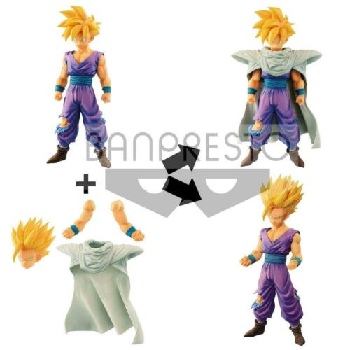 BANPRESTO Dragon Ball Z Grandista Resolution of Soldiers Gohan Figure