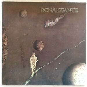 RENAISSANCE-Unplayed-12-034-LP-ILLUSION-Island-85689-IT-Germany