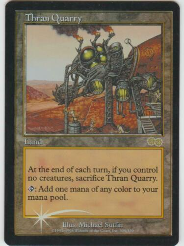 FOIL ►Magic-Style◄ MTG EX Thran Quarry JSS Junior Super Series Promo
