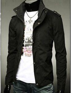 New-men-039-s-casual-jackets-cotton-jacket-coat