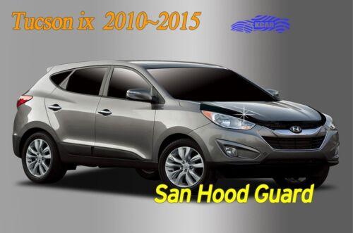 Bonnet HoodGuard Protector Deflector Shield B030 D593 for Hyundai Tucson 2010~15