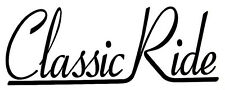 Classic Ride Decal  - Window sticker Car RV Truck Hunting Outdoor Vinyl Decal