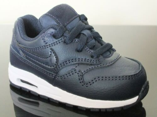 NIKE AIR MAX 1 BOYS SHOES TRAINERS UK SIZE 3.5-6.5     TODDLERS  807604 402