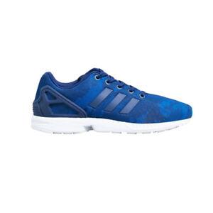 chaussures de séparation dea11 d54f7 Détails sur Adidas Zx Flux Enfant BB2426 Bleu Modèle BB2426