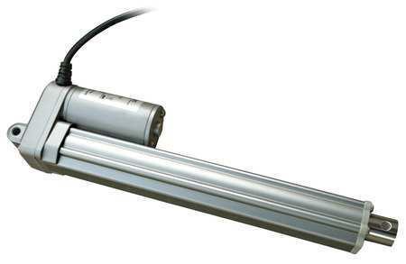 DUFF-NORTON LT100-1-150 Linear Actuator,12VDC,112 lb.,5.9 In