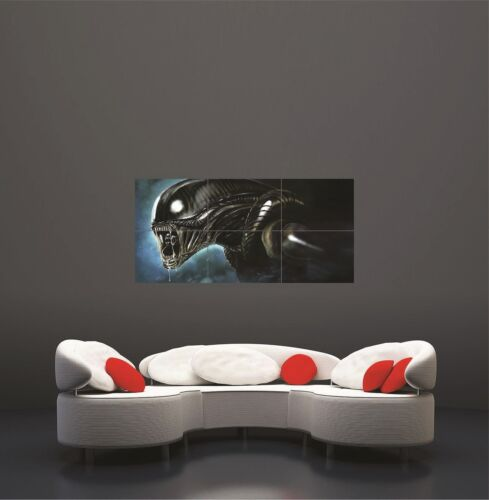 Alien H R Giger Huge Print Art Poster