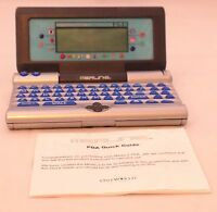 Merlin 2 Personal Organizer With Games By One World -