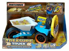 MATCHBOX TREASURE TRUCK REAL METAL DETECTOR VEHICLE DJH50 *NEW*