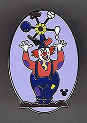 Mickey/'s Toontown Pinwheels Hidden Mickey Disney Pin Flying Man