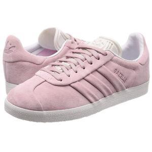 adidas gazzelle nere e rosa