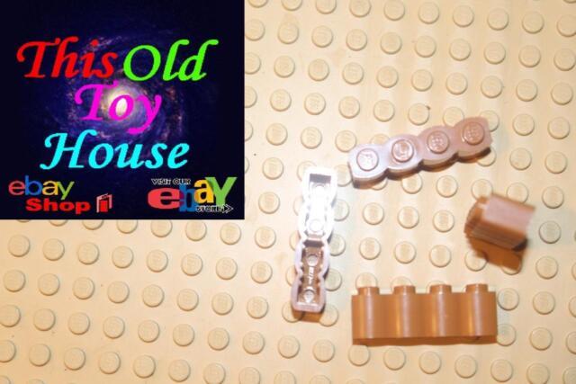 Lego 2x Düse Turbine Antrieb 3475 schwarz es150