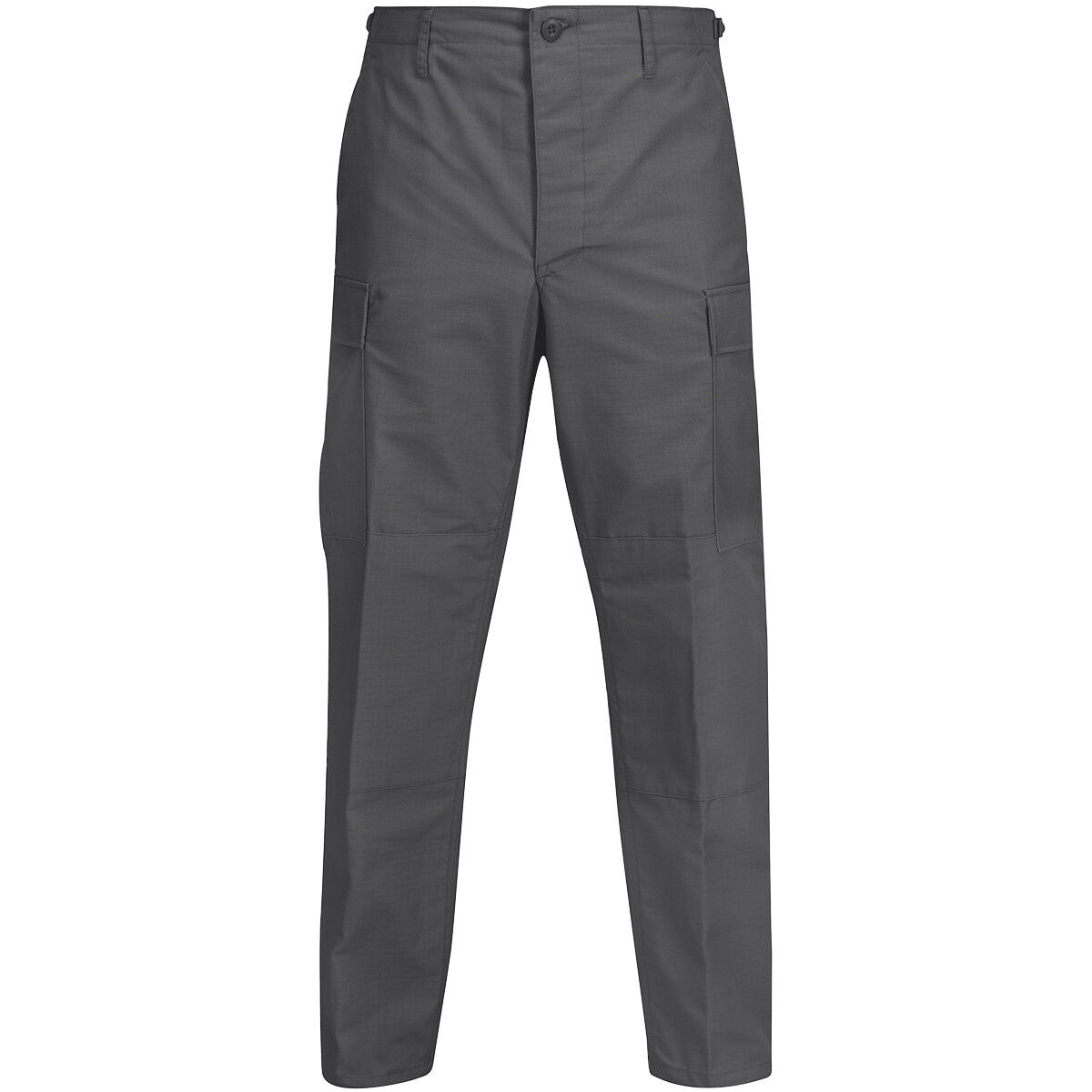 Propper BDU Trousers Button Fly Tactical Duty Mens Army Ripstop Pants Dark Grey