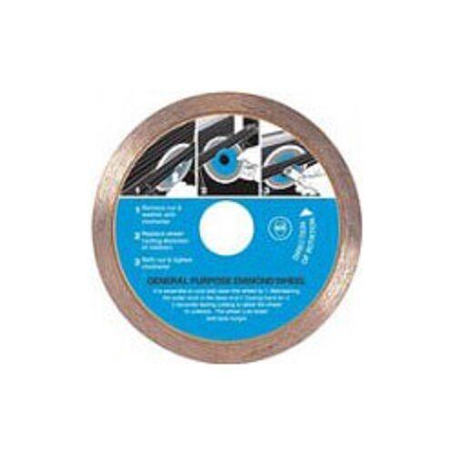Plasplugs 80 mm 22 mm diamant coupe disque de roue roue pour Compact Plus Tile Cutter