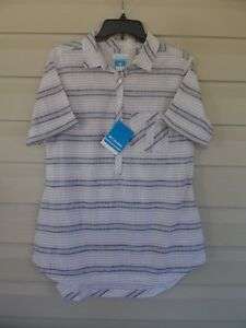 c85f84ed38c NWT's Columbia Sportswear Women's Coral Springs Woven Short Sleeve ...