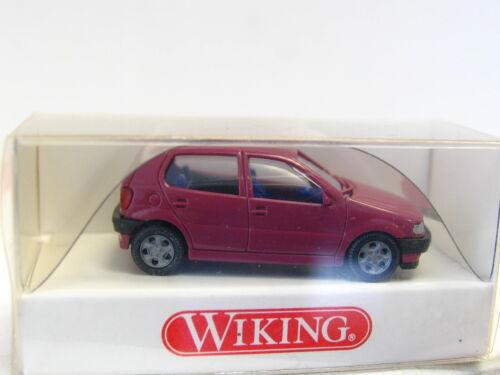 n7017 Wiking 036 01 17 VW Polo embalaje original