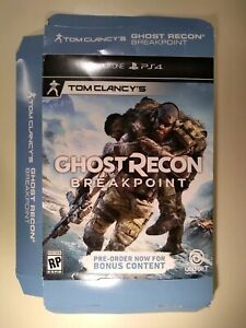 Ghost-Recon-Breakpoint-GameStop-Exclusive-Promo-Poster-Box-Tom-Clancy-Ubisoft