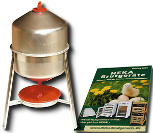 30-Litre-Siphon-Drinking-Bottle-From-Metal-Trankenteller-Entnehmbar-HEKA