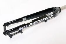 """mr-ride MOSSO Aluminum 7005 29"""" Fork for MTB Disc Brake Black"""