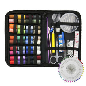 128pcs-Professional-Portable-Sewing-Kit-Home-Travel-Emergency-Sewing-Set-G9A
