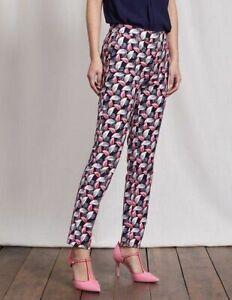 Boden-Hose-Richmond-Pants-Damenhose-Stretch-Elegant-NEU-UK-8-EU-36