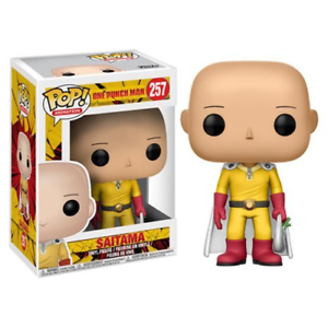 POP-Anime-One-Punch-Man-Saitama-Toy-NEW-in-BOX-257-New-Free-Shipping