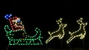 SM-Santa-Claus-Sleigh-w-Reindeer-Outdoor-LED-Lighted-Decoration-Steel-Wireframe