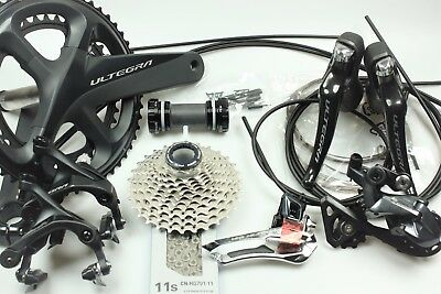SALE!!! 2018 Shimano Ultegra Group R8000 11s 8pc Groupset/Kit - CUSTOMIZE