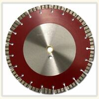 12 Multi-purpose Diamond Blade,for Block,pavers,stone,concrete,ductile Iron