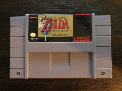 SNES Reproduction PAL English, French BS Zelda