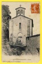 CPA RARE France 04 - LA ROCHETTE (Basses Alpes)(Alpes de Hte Provence) L'ÉGLISE