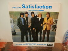"the rolling stones""satisfaction""ep.fr.decca:882179.7 réédition limited rare"