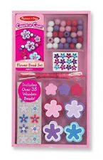 Melissa & Doug  Flower Bead Set #4176 BRAND NEW