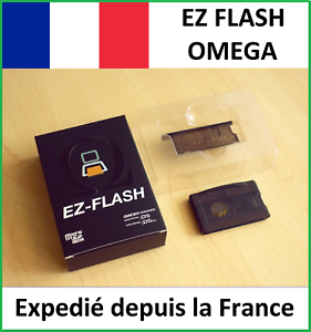 EZ-Flash-OMEGA-GBA-GameBoy-Advance-SP-DS-Nintendo-4-IV
