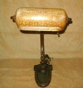 ORIGINAL-HANDEL-DESK-LAMP-TROUGH-SHADE-16-034-TALL