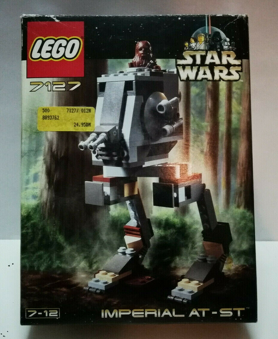 LEGO Star Wars Imperial AT-ST AT-ST AT-ST (7127) - NEU & OVP a14926