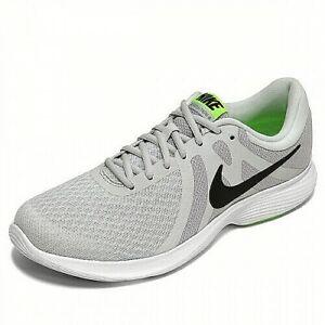 Nike-REVOLUTION-4-Uomo-Scarpe-Da-Ginnastica-EU-UK-7-5-Sport-da-Palestra-Corsa-AJ3490-005-NUOVO