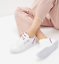 thumbnail 1 - Reebok Classic Leather Women's Girl's Shoes White/Red/Blue EG5975 UK 4.5 to 7.5