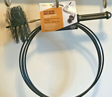 "Cobra Plumbing 00054 3.9/"" X 13.1/"" X 23.8/""  Dryer Vent Brush"