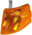 Turn Signal / Parking / Side Marker Light Lens Front Left HD Solutions 888-5518