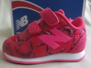 Details about New Balance 410 Sneakers Infant Size 2 Butterfly Pink Aqua Blue New Without Box