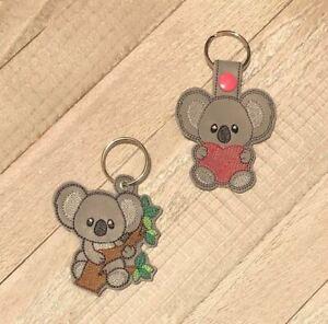 Koala-Bear-Key-Fobs